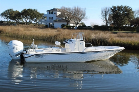 2000 Boston Whaler 22 Dauntless 2018 Mercury Verado 300 Full Warranty